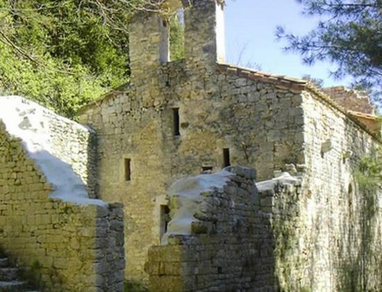 Chapelle de l'Ermitage