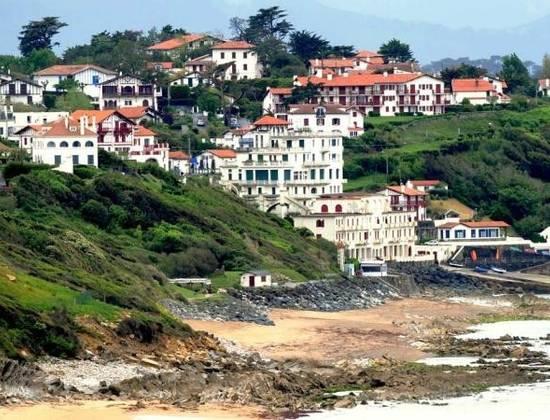 Le village de Guéthary