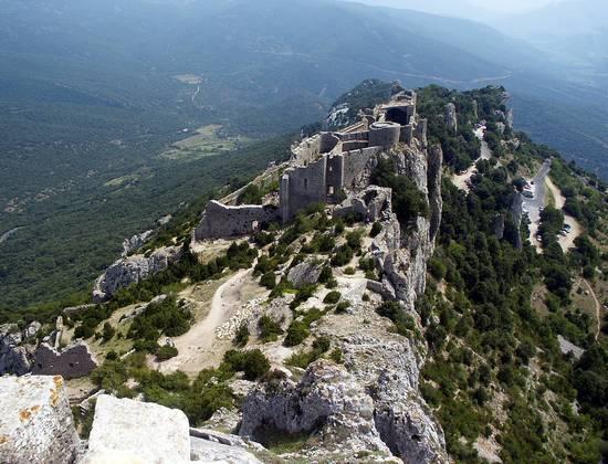 Château de Peyrepertuse