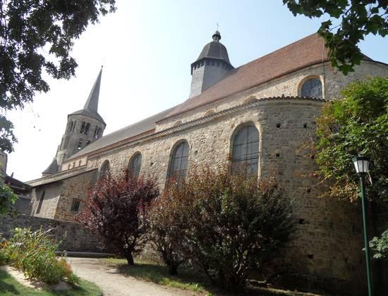 Abbatiale Saint-Pierre Saint-Pa