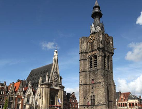 Grand'Place de Béthune