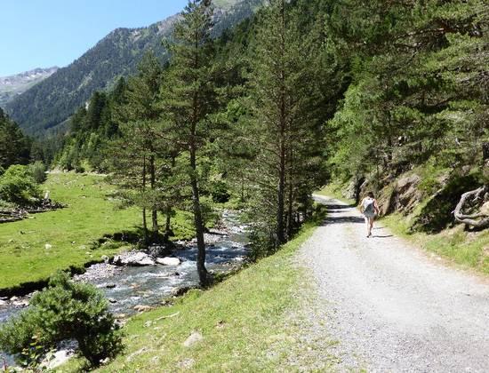 La vallée du Rieumajou
