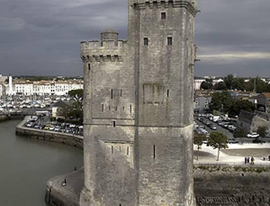 Les trois tours de La Rochelle