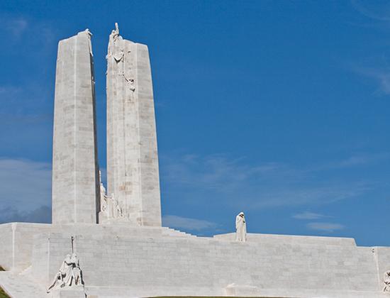 Parc Mémorial canadien