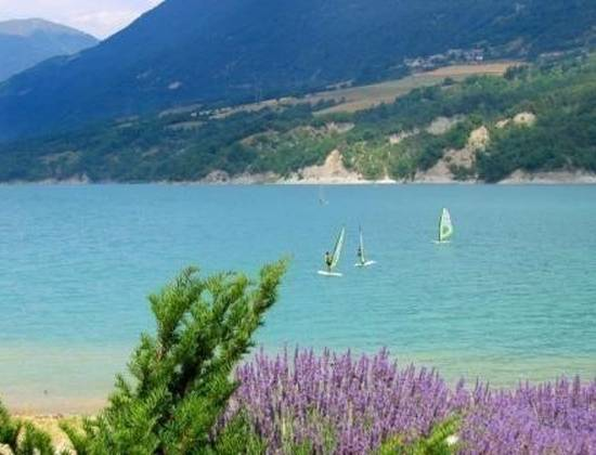 Lac de Monteynard-Avignonnet