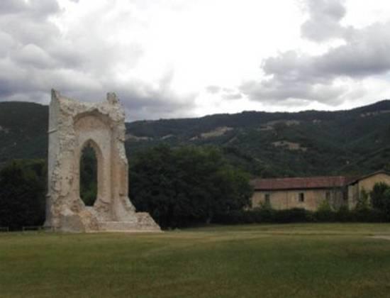 Vestiges du Château des Dauphin