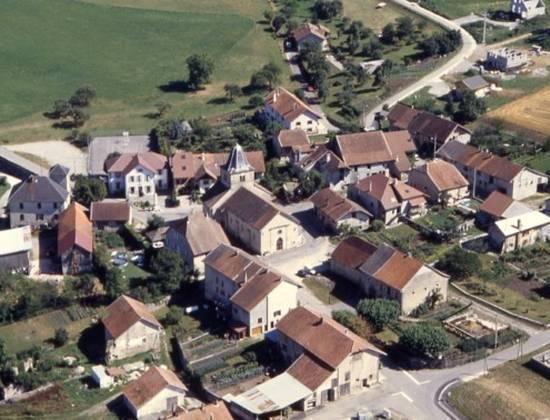 Village de Desingy