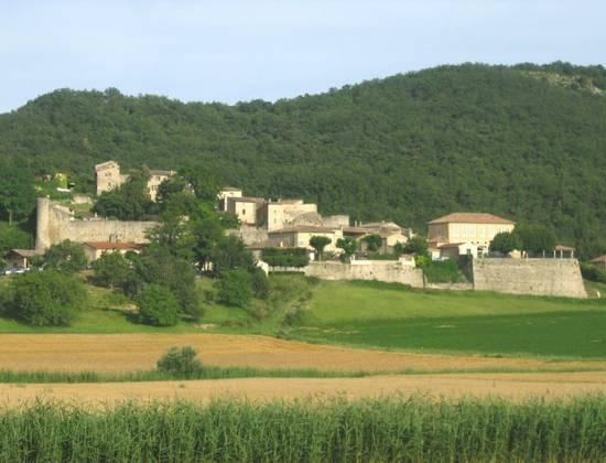 Village perché de Vaunaveys la