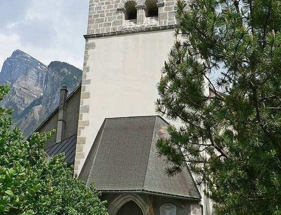 Eglise Notre Dame de l'Assompti