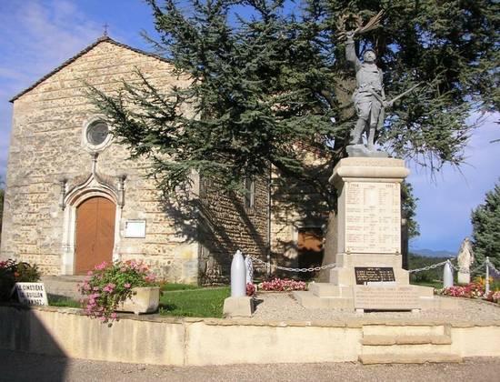 Eglise de Rignieux-le-Franc