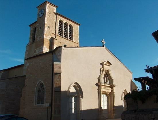 Eglise de Liergues