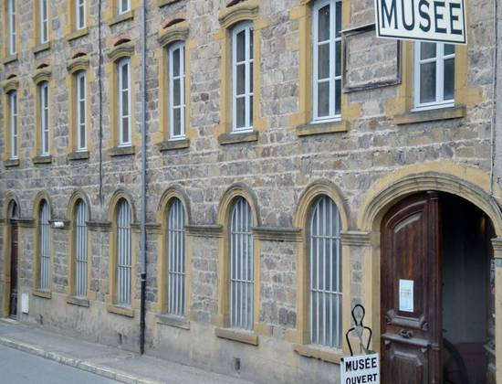 Musée de la cravate et du texti