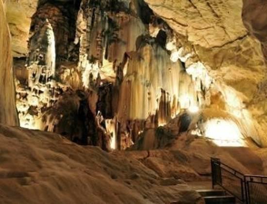 Grotte de Saint-Marcel-d'Ardèch