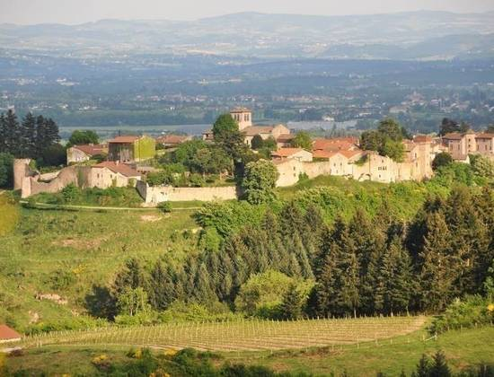 Village de Saint-Haon-le-Châtel