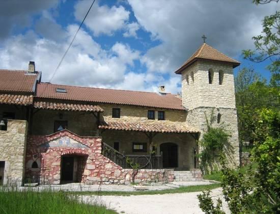 Monastère orthodoxe de la Dormi