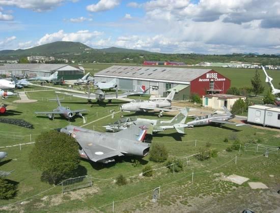 Musée Européen de l'aviation de